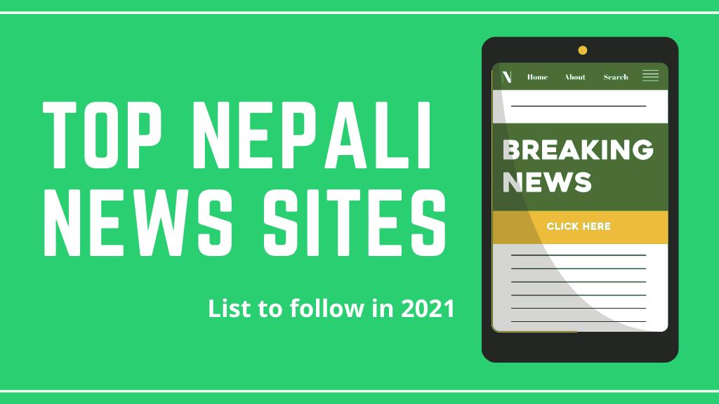 Top Nepali News Sites