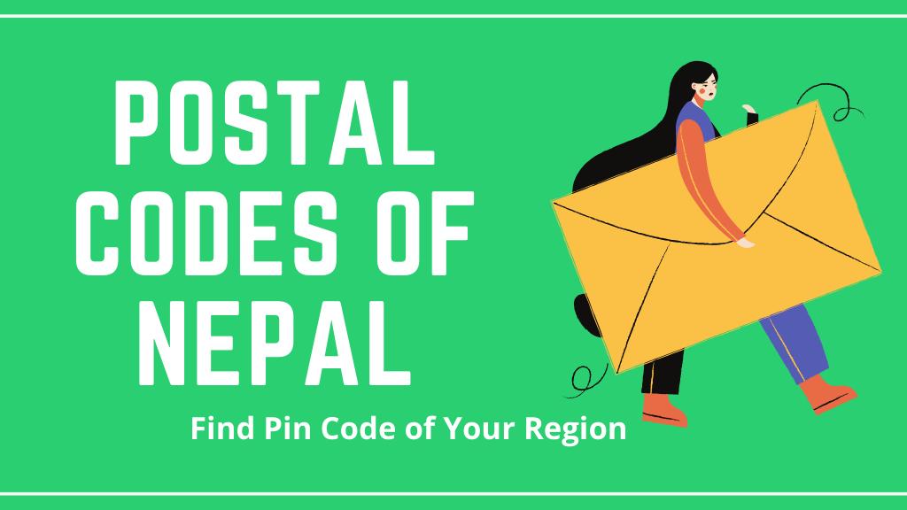 Postal Codes of Nepal