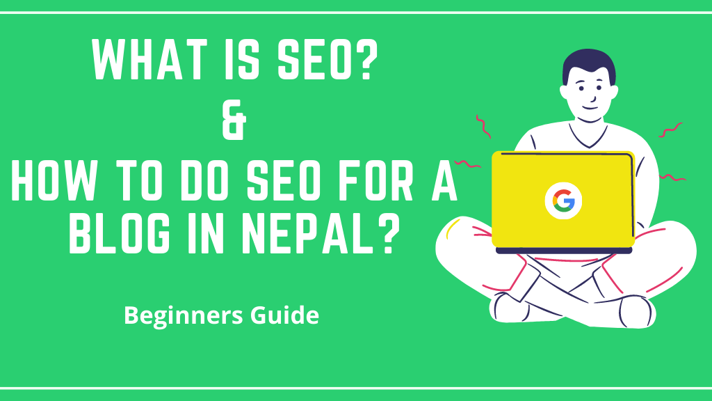 how to do SEO for a blog in Nepal