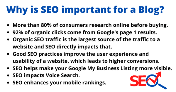 why is seo important for a blog in nepal